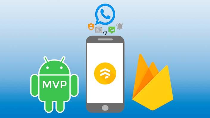 Experto en Firebase para Android con MVP - Curso Completo +30hrs