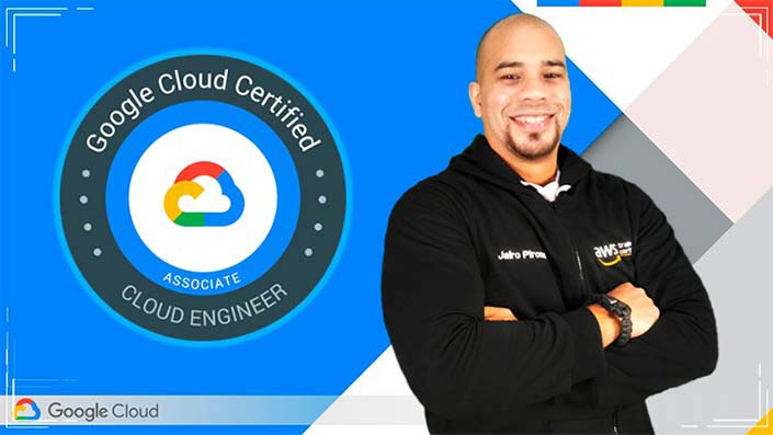 Google Cloud Certified Associate Cloud Engineer 2021 Español