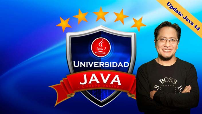 Universidad Java: De Cero a Master +82 hrs (JDK 14 update)
