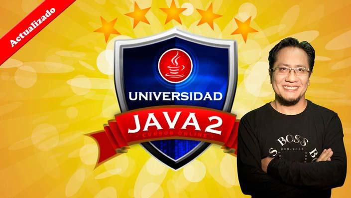 Universidad Java 2: Spring, Hibernate, Struts y más (2020)
