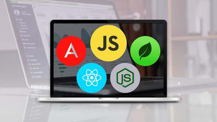 Máster en JavaScript: ECMAScript, Angular 9+, React, NodeJS