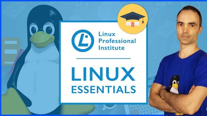 Certificación LPI Linux Essentials: Temario oficial completo