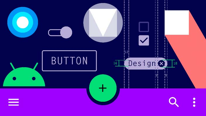 Profesional en Material Design/Theming para Android. Best Practices UX y UI.