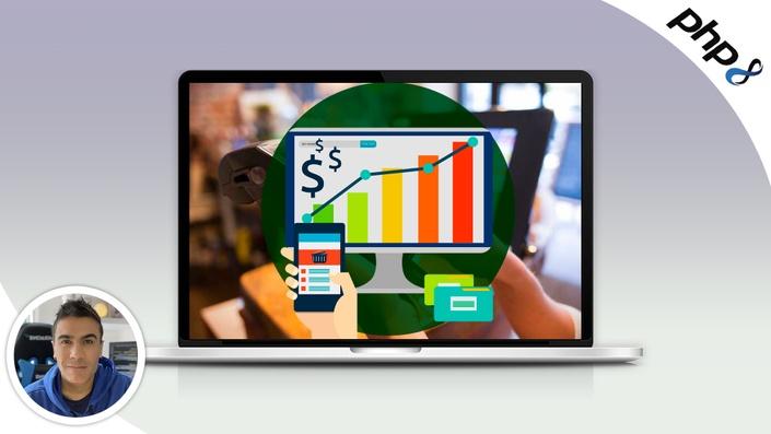 Crea sistemas POS - Inventarios y ventas con PHP7 y AdminLTE