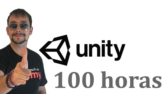 Curso completo de Unity - Más de 100 horas creando videojuegos profesionales